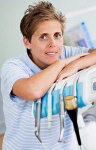 Kristina Novotná dentální hygienistka